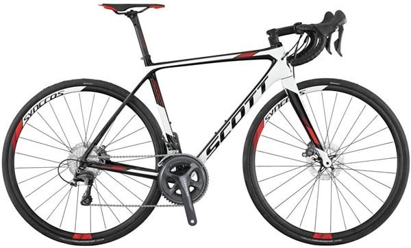 1fd8643737c Scott Addict 20 Disc 2017 - Out of Stock | Tredz Bikes