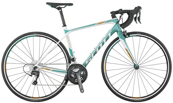 Scott Contessa Solace 35 Womens 2017 - Road Bike | Road bikes