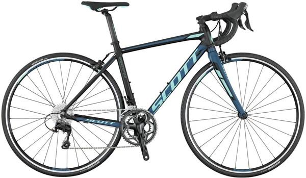 Scott Contessa Speedster 15 Womens - 2017 Road Bike | Racercykler