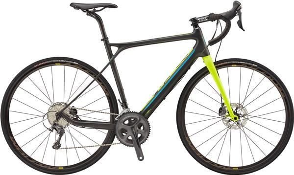 GT Grade Carbon Ultegra 2017 - Road Bike