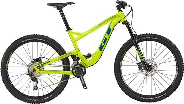 GT Sensor Comp Mountain Bike 2017 - Trail Full Suspension MTB