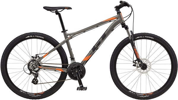 "GT Aggressor Comp 27.5"" Mountain Bike 2017 - Hardtail MTB"
