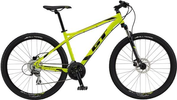 "GT Aggressor Expert 27.5"" Mountain Bike 2017 - Hardtail MTB"