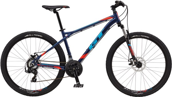"GT Aggressor Sport 27.5"" Mountain Bike 2017 - Hardtail MTB"