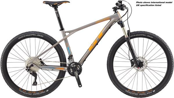 GT Zaskar Carbon Comp 27.5 X Mountain Bike 2017 - Hardtail MTB