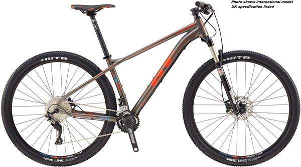 GT Zaskar Comp 27.5 X Mountain Bike 2017 - Hardtail MTB