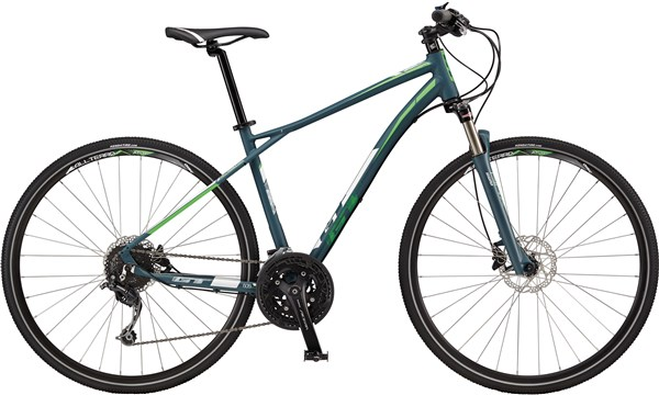 GT Transeo 1.0 2017 - Hybrid Sports Bike