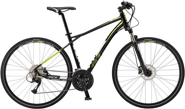 GT Transeo 2.0 2017 - Hybrid Sports Bike