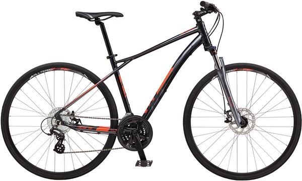 GT Transeo 4.0 2017 - Hybrid Sports Bike