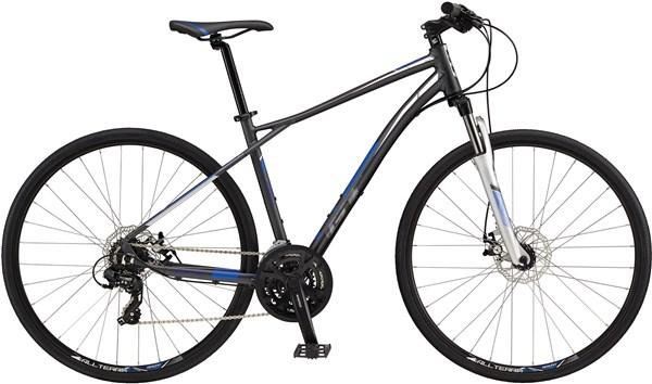 GT Transeo 5.0 2017 - Hybrid Sports Bike