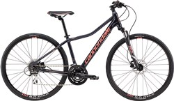 Cannondale Althea 1 Womens 2017 - Hybrid Sports Bike