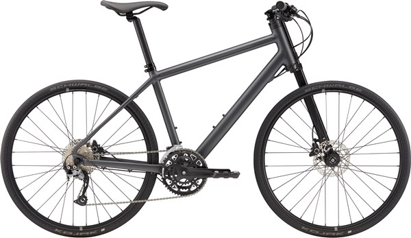 Cannondale Bad Boy 3 2019 - Hybrid Sports Bike | City-cykler