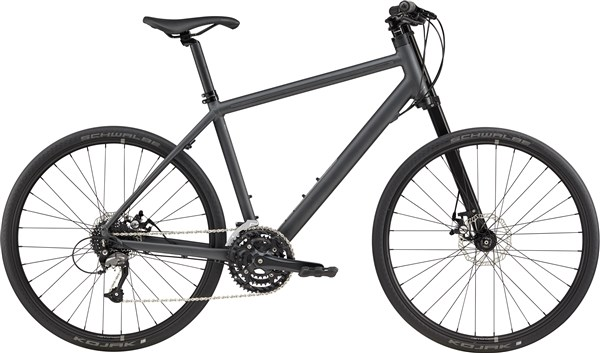 Cannondale Bad Boy 4 2019 - Hybrid Sports Bike | City-cykler