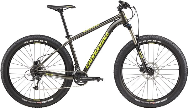 "Cannondale Cujo 3 27.5""+ Mountain Bike 2018 - Hardtail MTB"
