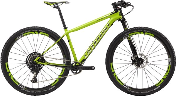 "Cannondale F-Si Carbon Team 27.5"" Mountain Bike 2018 - Hardtail MTB"