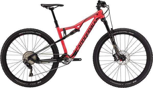 "Cannondale Habit Womens Carbon 2 27.5""  Mountain Bike 2018 - Trail Full Suspension MTB"