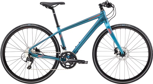 Cannondale Quick 1 Disc Womens 2018 - Hybrid Sports Bike