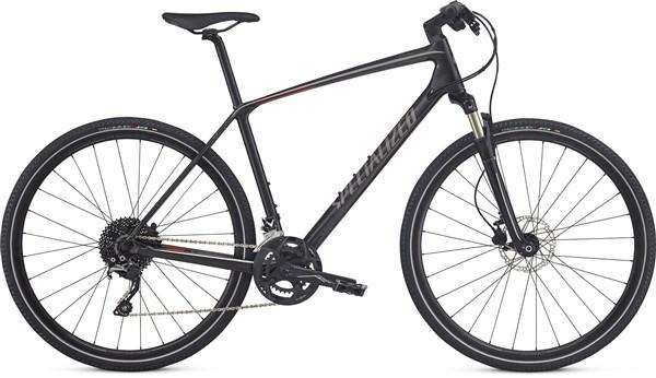 Specialized Crosstrail Elite Carbon 700c  2018 - Hybrid Sports Bike