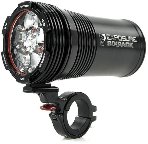 Exposure Six Pack Mk7 bike light