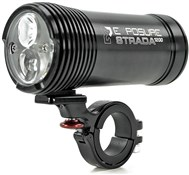 Product image for Exposure Strada 1200 Road Specific Front Light Inc Remote Switch - With DayBright Mode