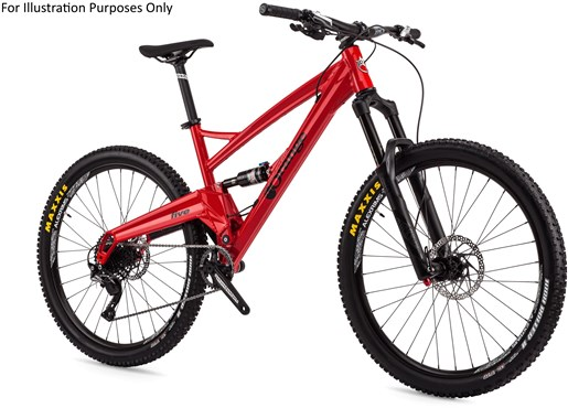"Orange Five S 27.5"" Mountain Bike 2017 - Trail Full Suspension MTB"