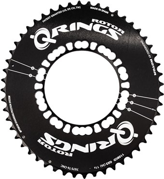 Rotor Q-Ring BCD 110 Aero Outer Chainring