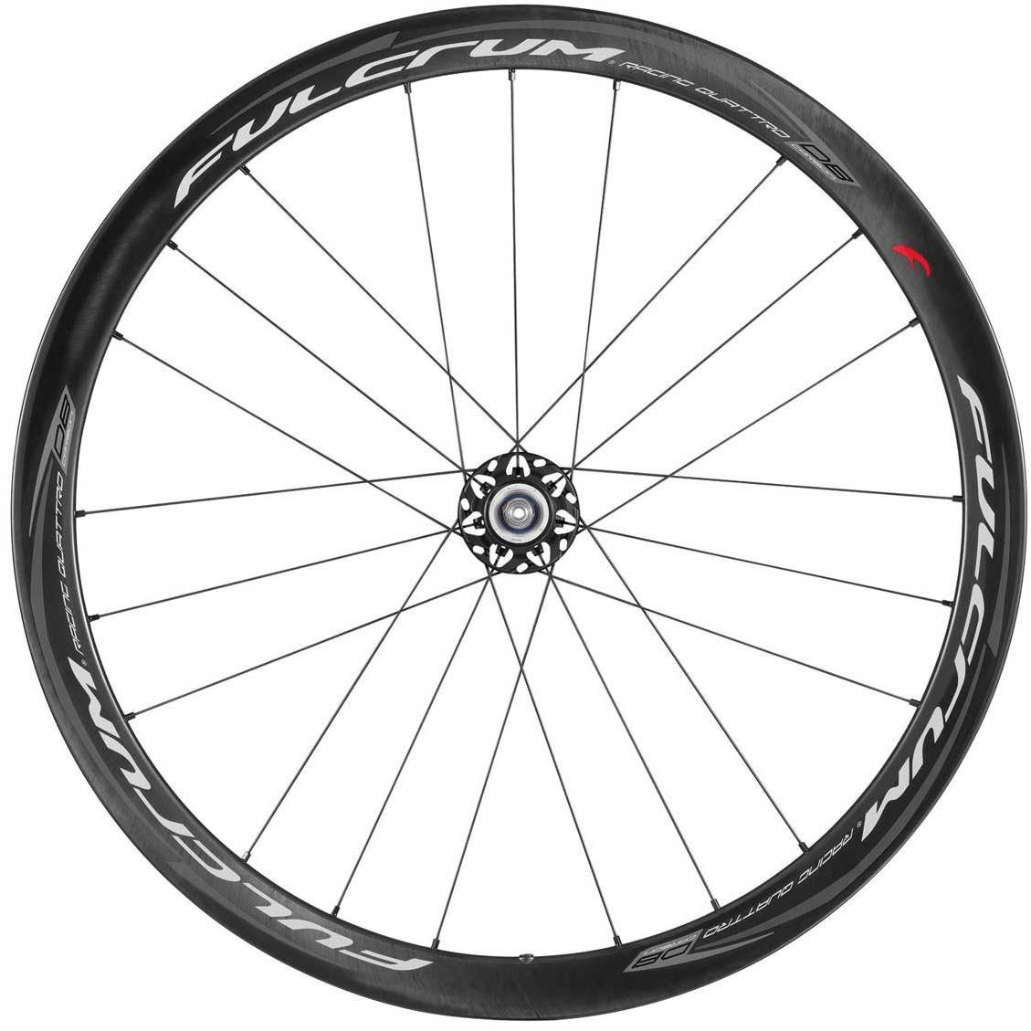 Fulcrum Racing Quattro 40mm Carbon Disc Wheelset | Hjulsæt