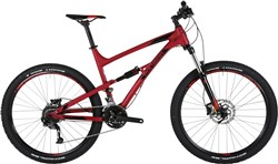 "Polygon Siskiu D5 27.5"" Mountain Bike 2018 - Trail Full Suspension MTB"