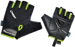 Chiba Air Plus MTB Line Mitts Short Finger Gloves SS16