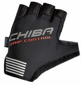 Product image for Chiba Grip Control Roadline Mitts Short Finger Gloves SS16
