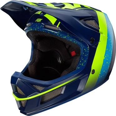 Fox Clothing Rampage Pro Carbon Kroma MTB Full Face Helmet 2016