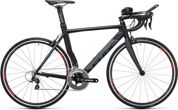 Cube Aerium HPA Pro 28 2017 - Triathlon Bike | Tri og enkeltstart