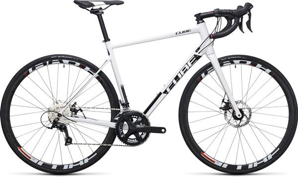 098a56c26d1 Cube Attain Pro Disc 2017 - Out of Stock | Tredz Bikes