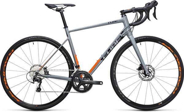 Cube Attain Race Disc  2017 - Road Bike