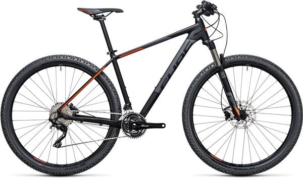 Cube Attention Sl 29er  Mountain Bike 2017 - Hardtail MTB