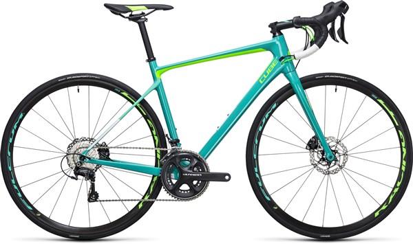 Cube Axial WLS GTC SL Disc 28 Womens  2017 - Road Bike