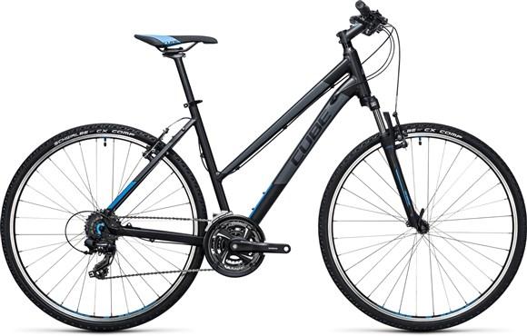 Cube Curve 28 Trapeze  2017 - Hybrid Sports Bike