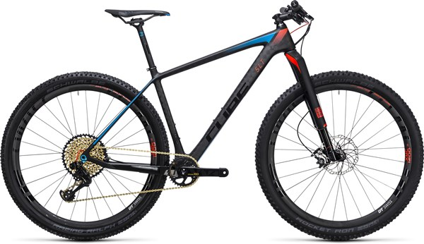 Cube Elite C:68 29 SLT   29er  Mountain Bike 2017 - Hardtail MTB