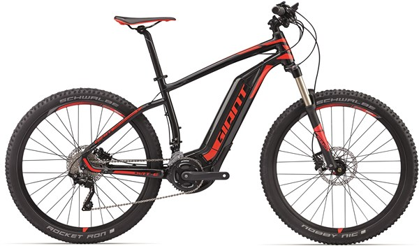 "Giant Dirt-E+ 1 27.5"" 2017 - Electric Mountain Bike"