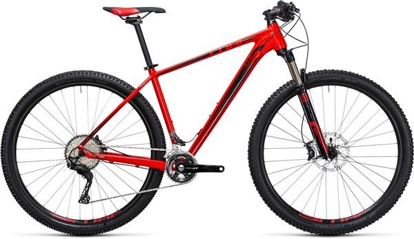 "Cube Ltd Race 27.5""  Mountain Bike 2017 - Hardtail MTB"
