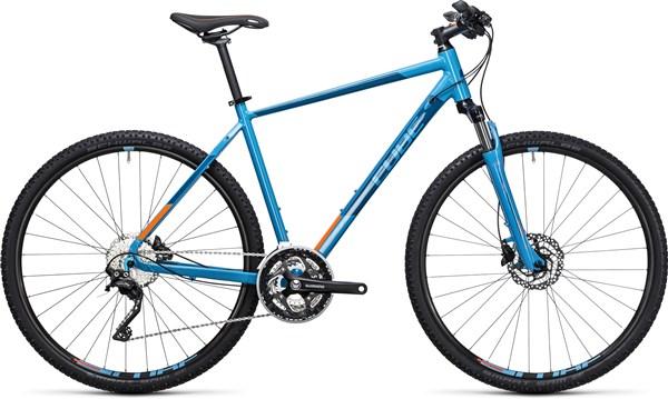 Cube Nature Pro  2017 - Hybrid Sports Bike