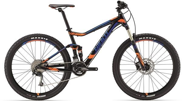 "Giant Stance 27.5"" Mountain Bike 2017 - Trail Full Suspension MTB"
