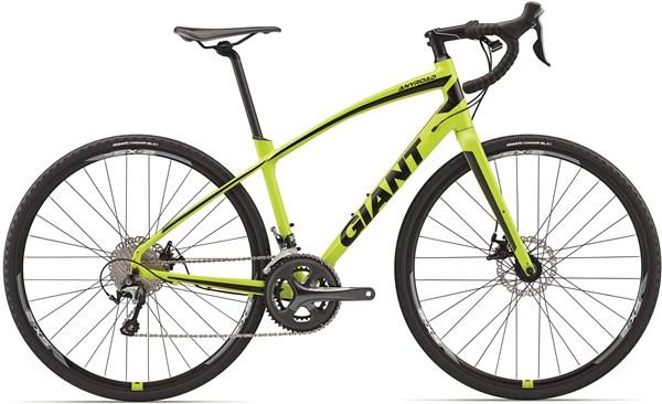 Giant Anyroad 1 2017 - Road Bike