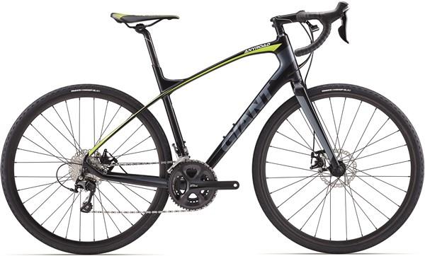 Giant Anyroad Comax 2017 - Road Bike