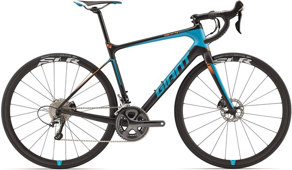 Giant Defy Advanced Pro 1 2017 - Road Bike