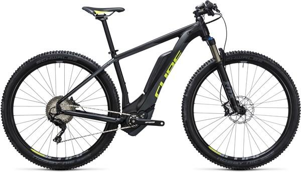 "Cube Reaction Hybrid HPA SLT 500 27.5""  2017 - Electric Mountain Bike"