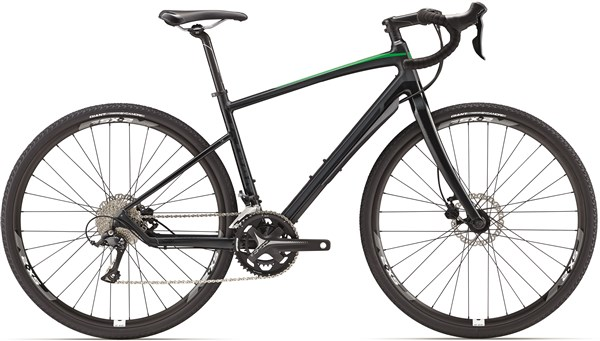 Giant Revolt 2 2017 - Road Bike