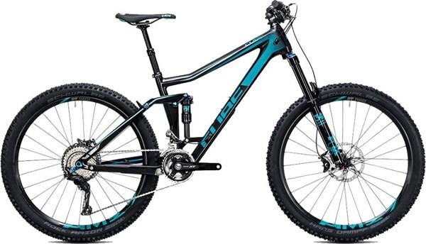 "Cube Stereo 160 C:62 Race 27.5"" Mountain Bike 2017 - Enduro Full Suspension MTB | MTB"