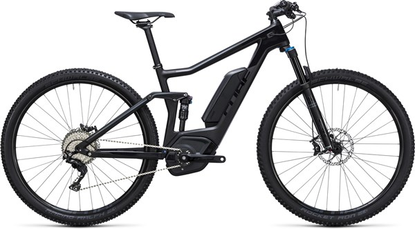 Cube Stereo Hybrid 120 C:62 SL 500 29er  2017 - Electric Mountain Bike