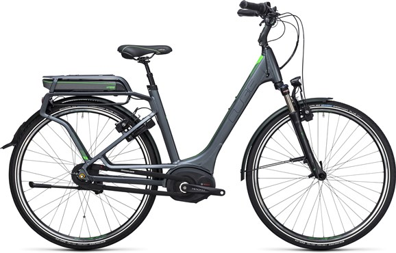 Cube Travel Hybrid Pro 500 Easy Entry  2017 - Electric Hybrid Bike
